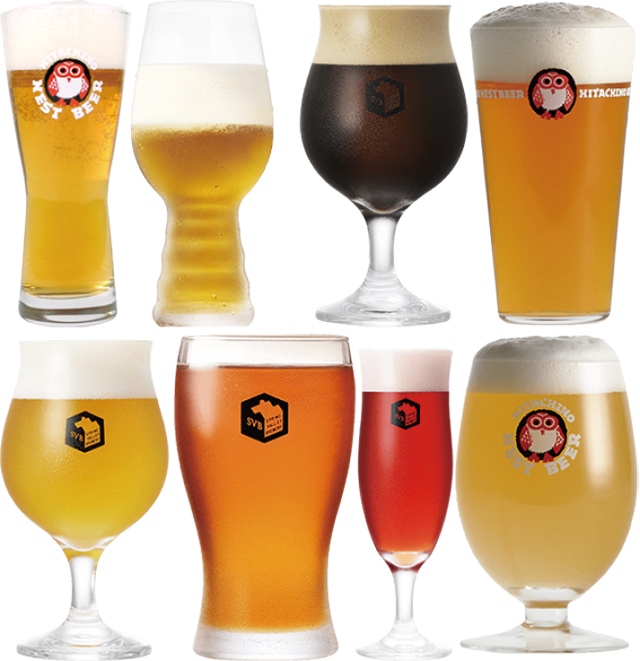 10/23(水) 18:30-20:30 シネマカフェ(ツー1F) 「クラフトビール8種飲み比べセミナー Part2」開催