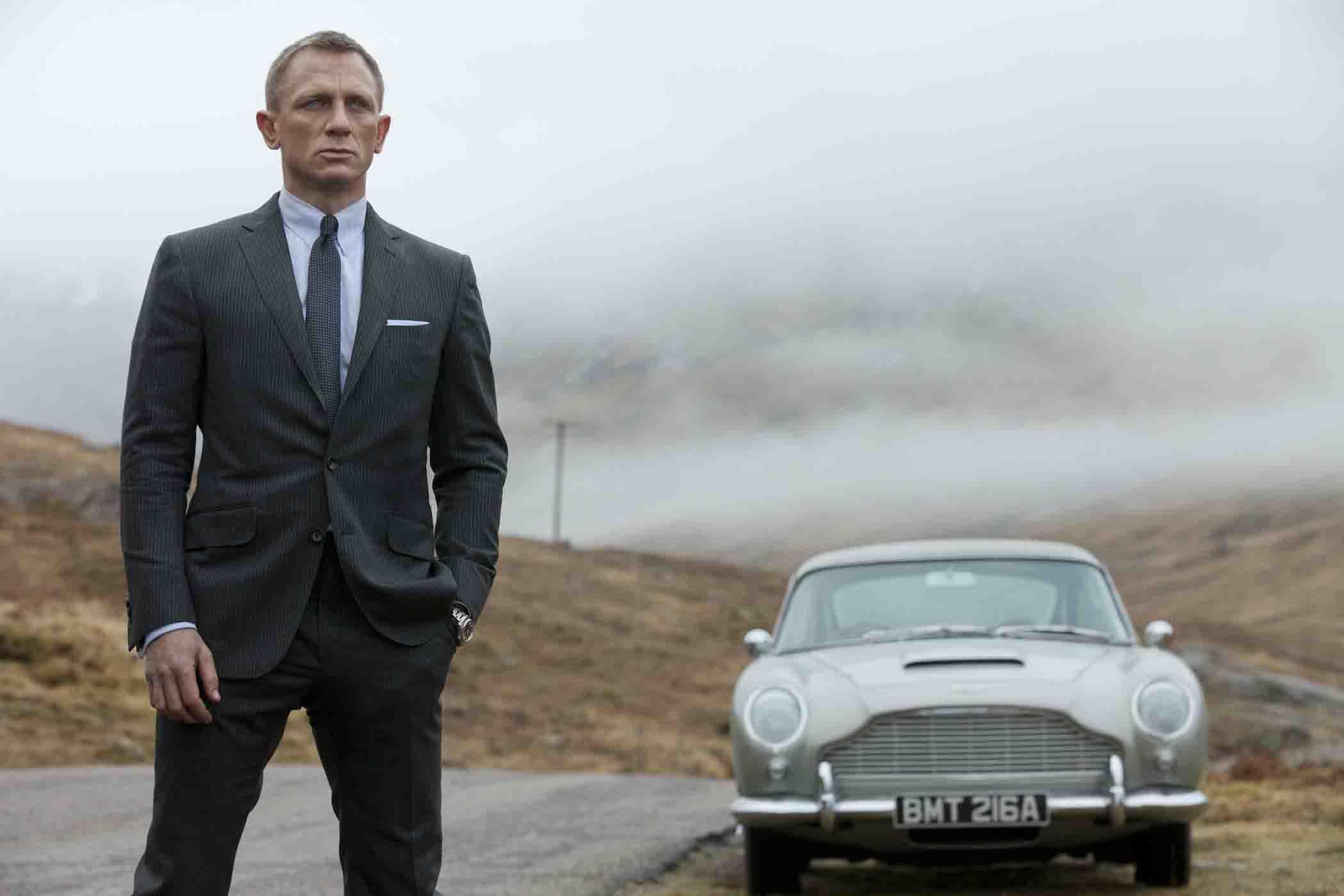 『007/スカイフォール』半券2枚で豪華プレゼントが当たるリピーターキャンペーンを実施中!