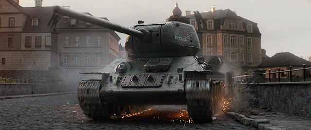 10/25(金)公開。シネマシティ的超大作戦車映画『T-34 レジェンド・オブ・ウォー』【極爆】決定。