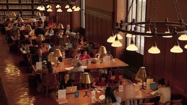 4/3(金)-9(木)あのスマッシュヒットした図書館ドキュメンタリー『ニューヨーク公共図書館 エクス・リブリス』急きょ上映決定