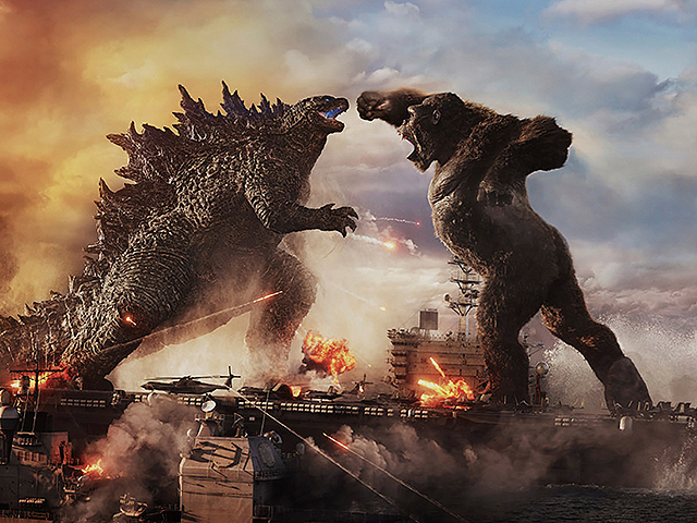 【開催延期】『ゴジラvsコング』公開直前「Look Back GODZILLA Battles【極爆】」開催。『GODZILLA ゴジラ』『ゴジラ キング・オブ・モンスターズ』上映。究極決戦にそなえよ。